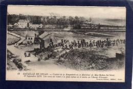 08 ARDENNES - CP SEDAN - COMBAT  DE LA BRIQUETERIE OU LE Maréchal De Mac-Mahoh Fut Blésé ( 1870 ) - Sedan