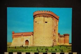 ESPAGNE,  Castillos De España. De Arevalo (Avila) - Espagne