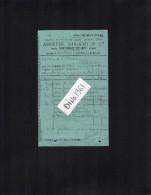 VP1717 - Charbons De Terres - Briquettes - Cokes A . DURAND & Cie à SAINT - NAZAIRE - SUR - LOIRE - France