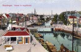 VIAARDINGEN (Südholland) Haven In Vogelvlucht, Karte Gel1929 - Vlaardingen