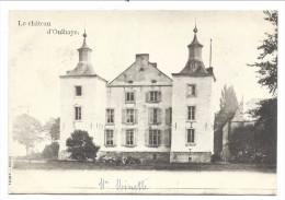 CPA - Le Château D' OULHAYE    // - Saint-Georges-sur-Meuse