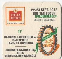 Sous-bocks: Stella Artois - Huldenberg - Sous-bocks
