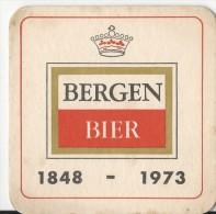 Sous-bocks: Bergen Bier - Sous-bocks