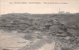 56 - RefU023 - ST GILDAS DE RHUYS - Pointe Du Grand Mont Et Sémaphore - France