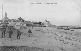56 - RefU023 - LARMOR PLAGE - Le Casino Et La Plage - Larmor-Plage