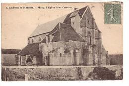 Environs De Meulan - Mézy - L´église Saint Germain - éd. J. Klein - Meulan