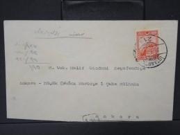 TURQUIE - Lettre Période 1930/1937 - Détaillons Collection - A étudier- Lot N° 6348 - 1921-... Republiek