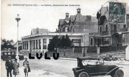 DEPT 44 : Pornichet ; Le Casino Boulevard Des Océanides ( Belles Voitures Anciennes ) - Pornichet