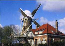 """RIJKEVOORT - Boxmeer (N.Br.) - Molen/moulin - Stellingmolen """"Luctor Et Emergo"""" Opgezeild En In Werking (2002) - Liggend - Boxmeer"""