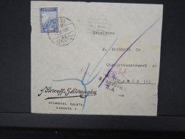 TURQUIE - Lettre Période 1930 / 1937 - Détaillons Collection - A étudier- Lot N° 6355 - 1921-... Republiek
