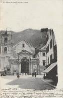 3r - 73 - Moutiers - Savoie - La Cathédrale Et La Place Saint-Pierre - Ducloz N° 169 - Moutiers