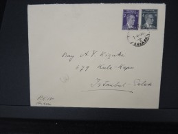 TURQUIE - Lettre Période 1930 / 1937 - Détaillons Collection - A étudier- Lot N° 6366 - 1921-... Republiek
