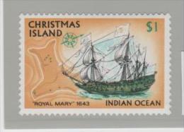 Christmas Island Mi.Nr. 54 ** - Christmas Island