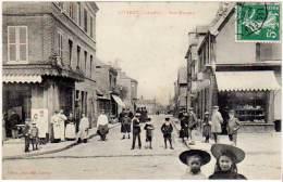 Livarot ( Calvados ) - Rue Marceau - Livarot