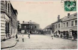 Livarot ( Calvados ) - Place De L'Hôtel De Ville - Livarot