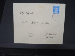 TURQUIE - Lettre Période 1930 / 1937 - Détaillons Collection - A étudier- Lot N° 6373 - 1921-... Republiek