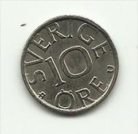 1978 - Svezia 10 Ore, - Svezia