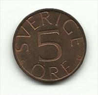 1979 - Svezia 5 Ore, - Svezia