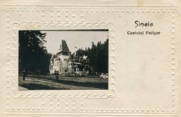 ROUMANIE(SINAIA) CARTE GAUFREE - Rumänien