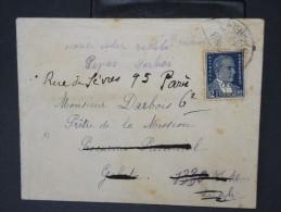 TURQUIE - Lettre Période 1930 / 1937 - Détaillons Collection - A étudier- Lot N° 6393 - 1921-... République