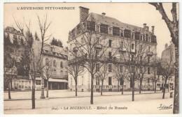 63 - LA BOURBOULE - Hôtel De Russie - La Bourboule