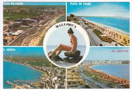Mallorca  Multiview  Monokini  El Arenal - Mallorca