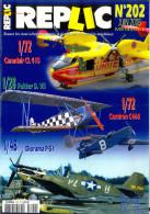 REPLIC N°202 JUIN 2008 - Aviation