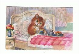 LE PETIT DEJEUNER AU LIT - Katten