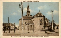 29 - QUERRIEN - Monument Aux Morts - France