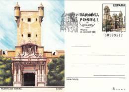 España Entero Postal Nº 145 USADO - Enteros Postales