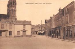 """¤¤  -    MACHECOUL    -   Rue Saint-Honoré  -  """" Bailleux """" Mécanique    -  ¤¤ - Machecoul"""