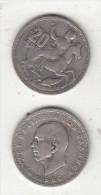 GREECE - King Paul, Silver Coin 20 Drachma, Edition 1960 - Grecia