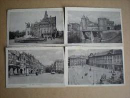 9 Belles Cpa De Metz, 2 Scans   (W) - 5 - 99 Postkaarten