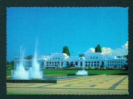 AUSTRALIA  -  Canberra  Parliament House  Unused Postcard As Scan - Canberra (ACT)