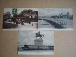 6 Cpa De Cherbourg  (X) - 5 - 99 Postkaarten