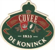 SOUS BOCK / 98 - DE KONINCK / ANTWERPEN - Sous-bocks