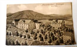 ALEXANDERSBAD I FICHTELGEB HOTEL WEBER - Sonstige