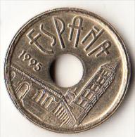 ESPAÑA 1995 .25 Pts.CASTILLA Y LEÓN NUEVA SIN CIRCULAR. CN4336 - [5] 1949-…: Monarchie