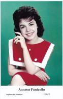 ANNETTE FUNICELLO - Film Star Pin Up - Publisher Swiftsure Postcards 2000 - Artiesten