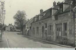 14 Missy La Grande Rue Enseigne  Vieux Velo Annimée Petit Village - Non Classés