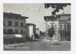 ITALIE : PIETRASANTA--PIAZZA  CARDUCCI--RECTO/VERSO --C18 - Italia