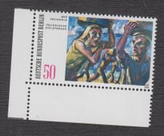 Berlin Michel Nr. 678 Mit Plattenfehler Philotax BF 46  - Postfrischer Eckrand - Berlin (West)