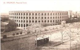 31 POSTAL DE VALENCIA DE LA PLATA DE TOROS  (FOTOTIPIA THOMAS) - Valencia