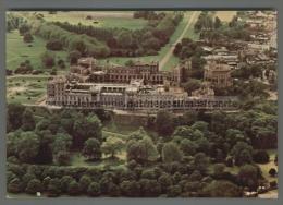 U2937 BERKSHIRE AERIAL VIEW OF WINDSOR CASTLE (tur) - Windsor Castle