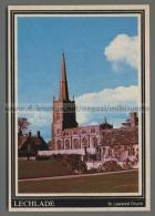 U2939 LECHLADE ST. LAWRENCE CHURCH VG (tur) - Inghilterra