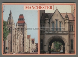 U2941 MANCHESTER UNIVERSITY VG (tur) - Manchester