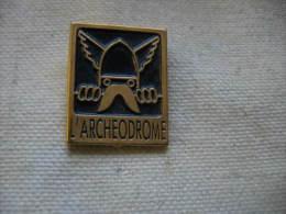 Pin´s De L'Archéodrome - Associations