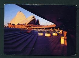 AUSTRALIA  -  Sydney  Opera House  Unused Postcard As Scan - Sydney