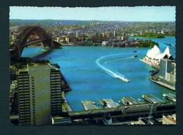 AUSTRALIA  -  Sydney  Circular Quay  Unused Postcard As Scan - Sydney