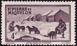 ST PIERRE ET MIQUELON  1938 -  YT 169  - NEUF** - St.Pierre Et Miquelon